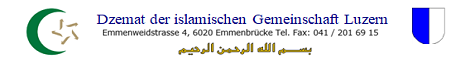 Dzemat der islamischen Gemeinschaft Luzern